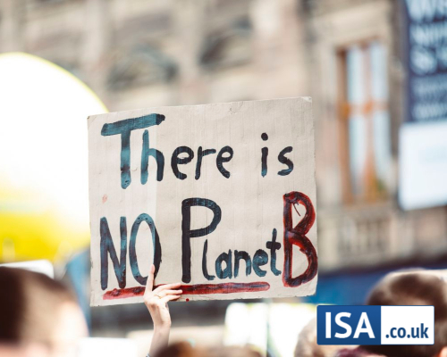What's a Climate Change Fund ISA?
