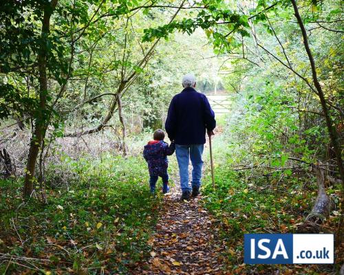 Investment ISA for Grandchildren