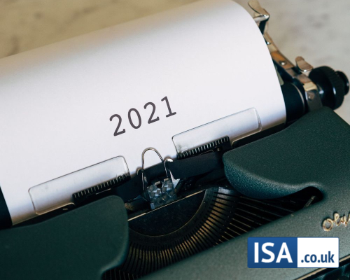 Index Tracker ISAs for 2021